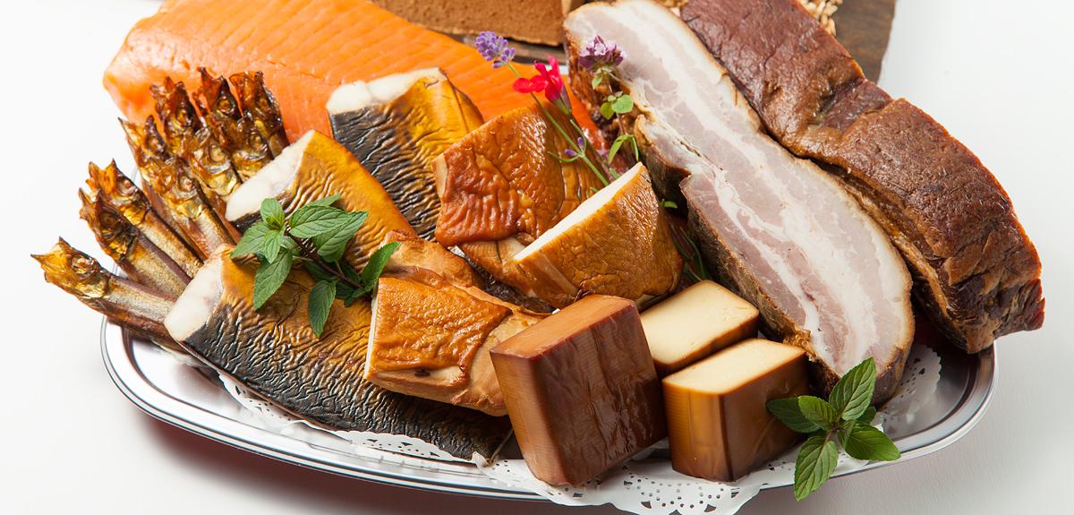Harutsugedori, Home-made Smoked Foods