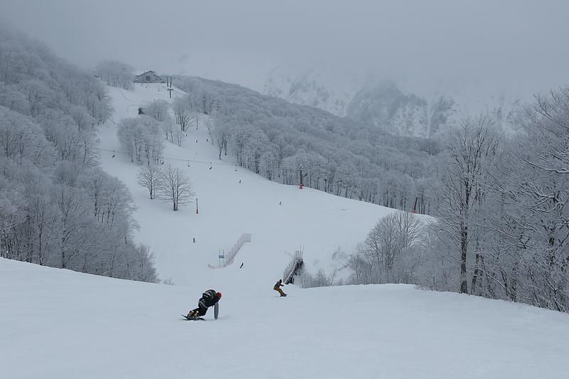 白馬 五竜 雪 白馬五竜スキー場 4月7日滑走レポート・画像と共にゲレンデ状況を紹介