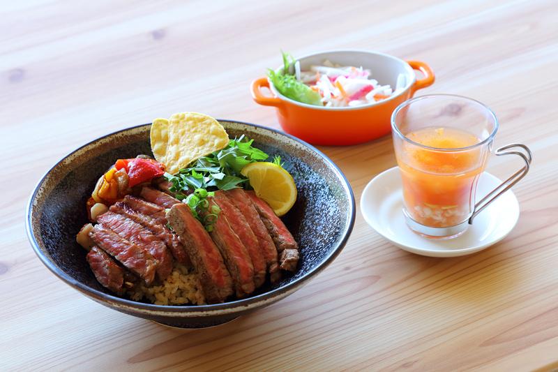 Teppan Dining Yamanami_Yamanami Steak Bowl
