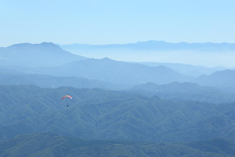 小遠見山トレッキングコース_小遠見山山頂付近