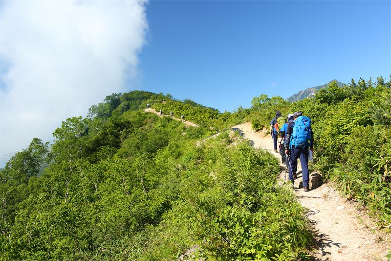 アルプス平自然遊歩道