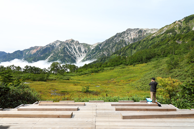 栂池自然園_展望湿原